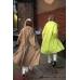 Camel Swing Coat