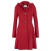 RED HOOD COAT