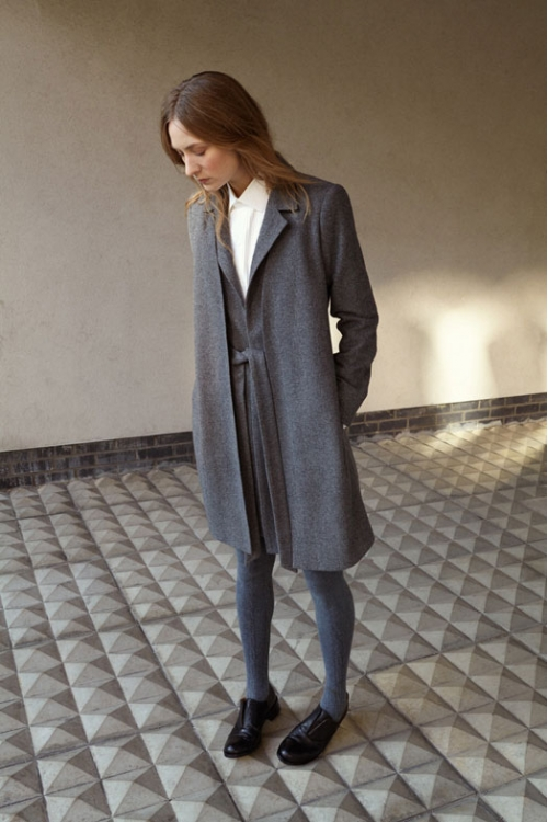 LAYER COAT