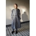 Alpaca Oversize Belter Coat - SOLD OUT