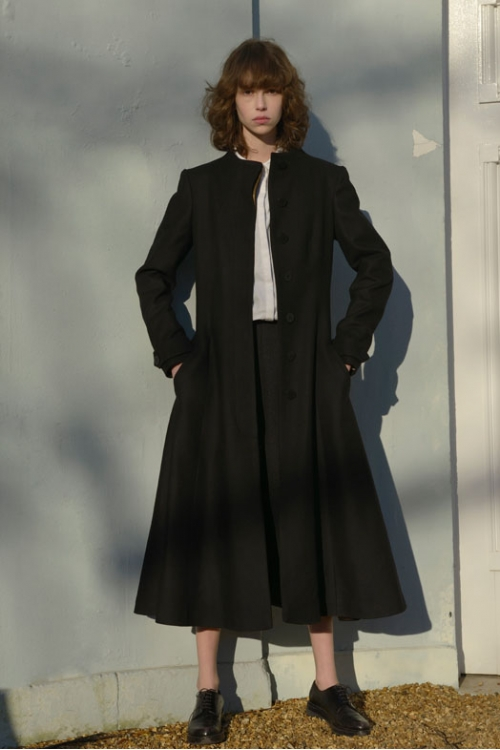 LONGLINE FROCK COAT - sold out