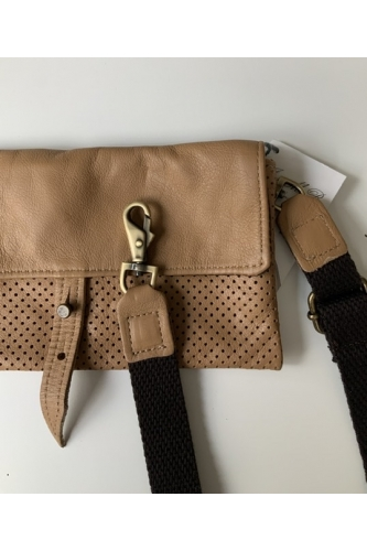 SOLD OUT + TWIN PACK LOOP BAG IN TAN