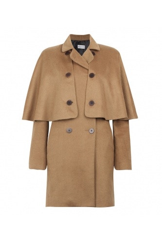 CASHMERE ZINA  COAT - made to order